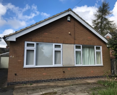 Bat Survey - Siddals Lane Allestry - property exterior