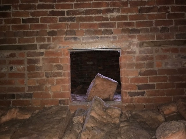 Belper Bat Survey - inside loft 2