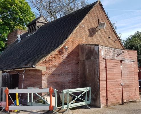 Derby Bat Survey - The Boiler Room