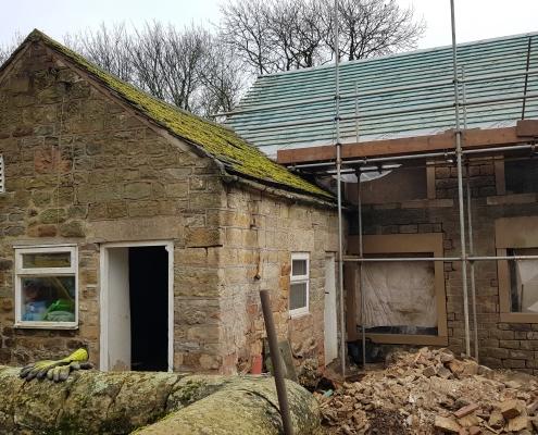 Preliminary Roost Assessment Brackenfield Derbyshire